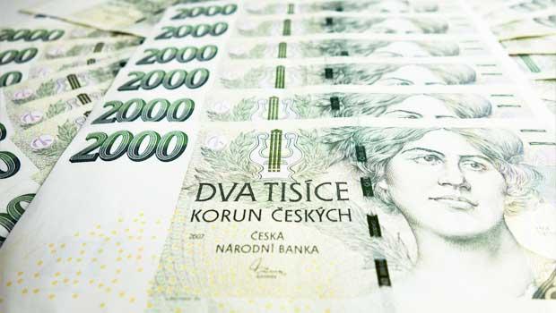 České peníze - nebankovní půjčka
