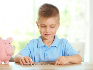 Finančně úspěšné děti potřebují kapesné - ilustrační foto