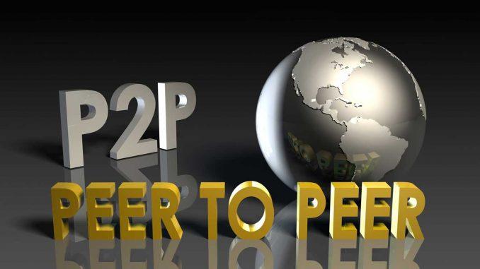 P2P - PEER TO PEER