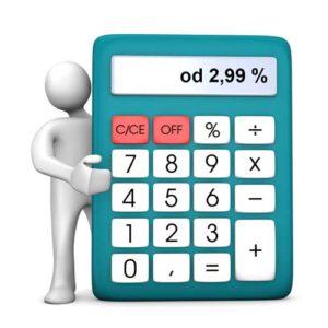 Nejlevnější půjčka kalkulačka